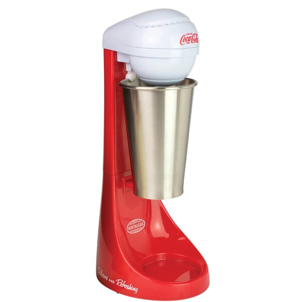 Limited Edition Two-Speed Milkshake Maker by Nostalgia