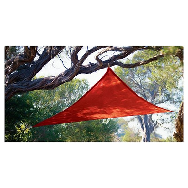 Triangle 10ft. Party Sail by Coolaroo