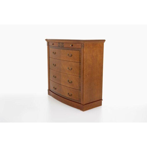 Sammie 4 Drawer Dresser by Canora Grey
