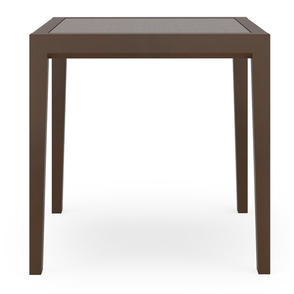Brooklyn Sarum Twill End Table by Lesro