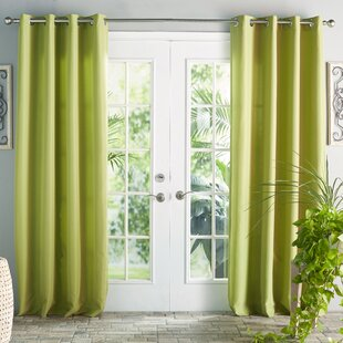 Moss Green Curtains