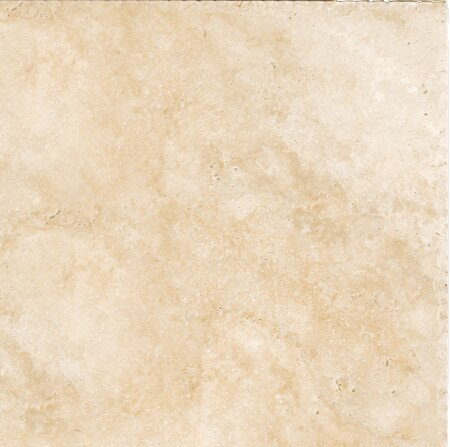 Travertine 16 x 16 Field Tile in Chiseled Umbia Savera by Emser Tile