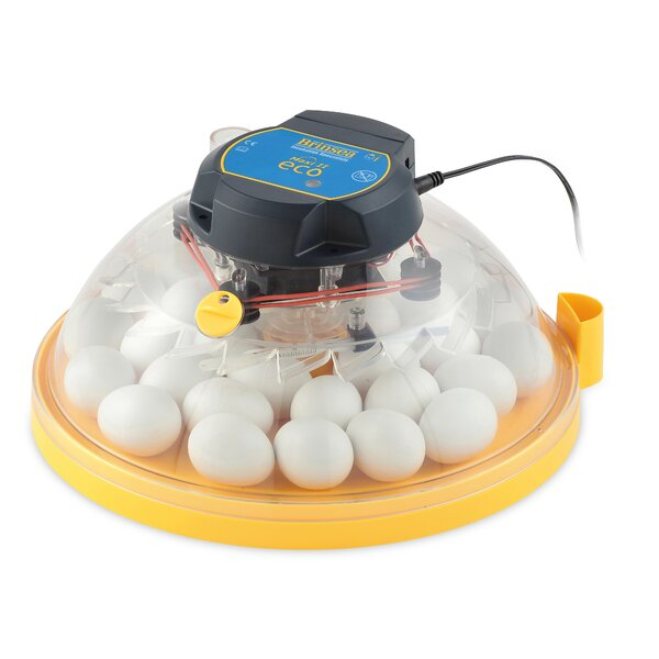 Maxi II Eco Manual Chicken Egg Incubator by Brinse