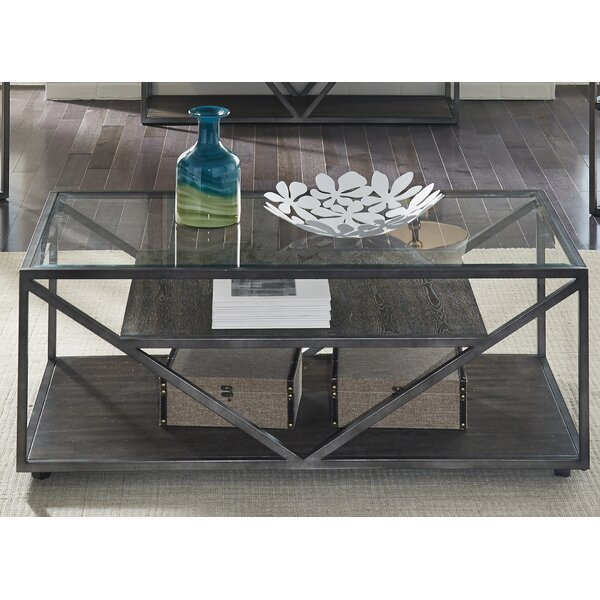 Charleroi Coffee Table by Gracie Oaks