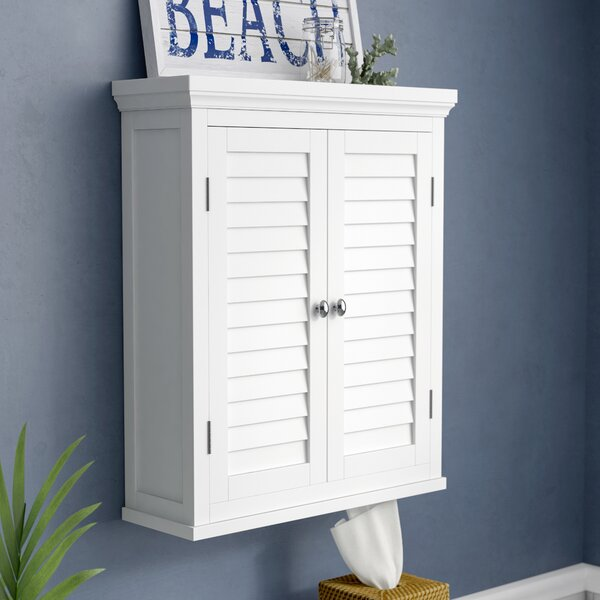 Broadview Park 20 W x 24 H Wall Mounted Cabinet by Beachcrest Home
