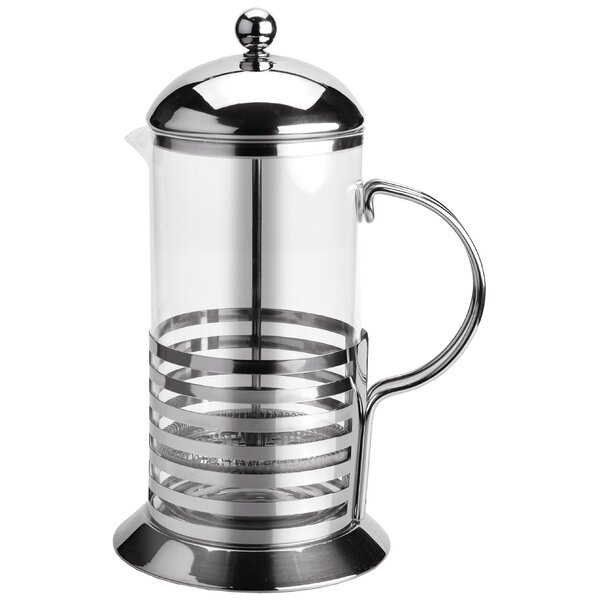 4-Cup French Press Coffee Maker by Cuisinox