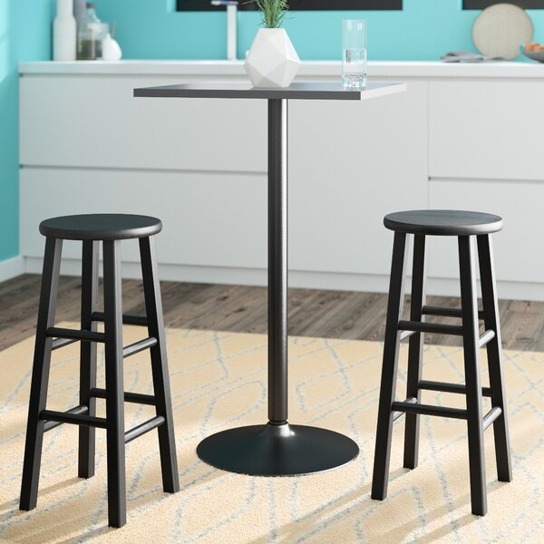 Avery 3 Piece Counter Height Pub Set by Zipcode Design