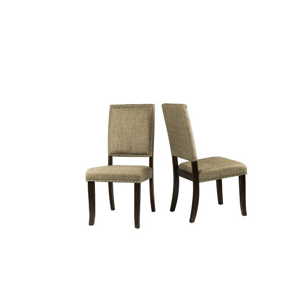 Trudel Upholstered Dining Chair (Set of 2) by Red Barrel Studio