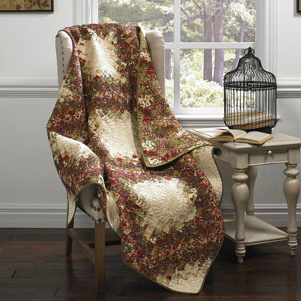 Cresskill Cotton Throw by August Grove