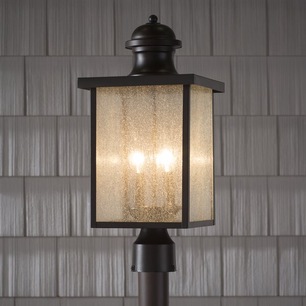 Curram Outdoor Post Light by Birch Lane™