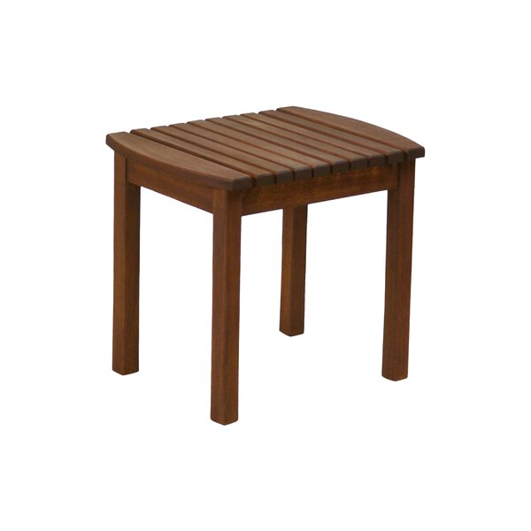 Moshier Slat End Table by Loon Peak