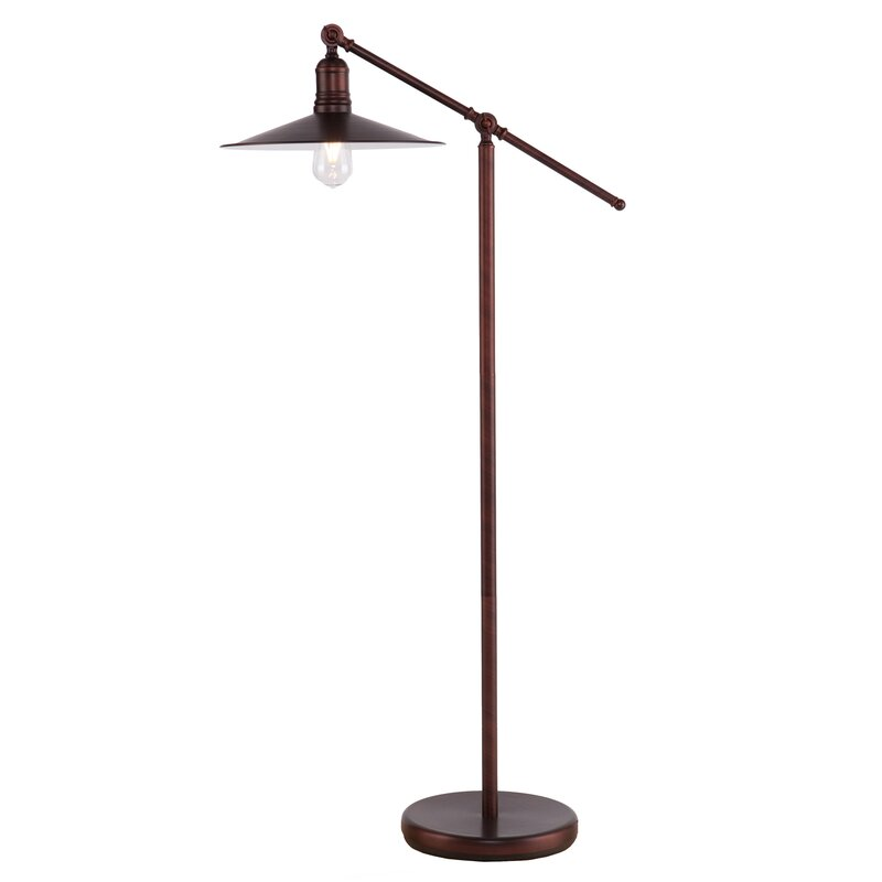 Dormont 51 led task floor lamp reviews joss main dormont 51 led task floor lamp mozeypictures