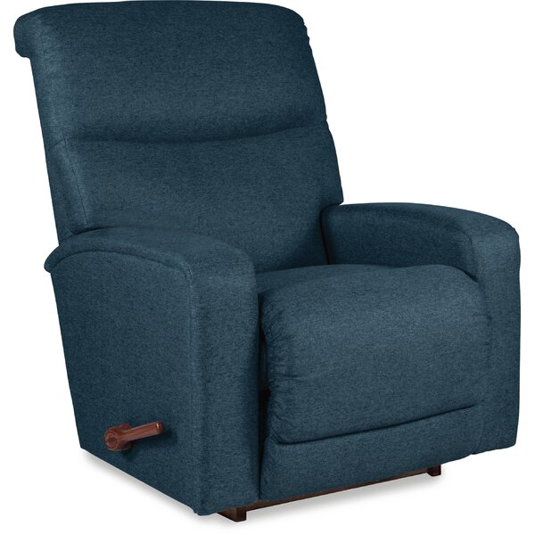 Levi Manual Rocker Recliner by La-Z-Boy