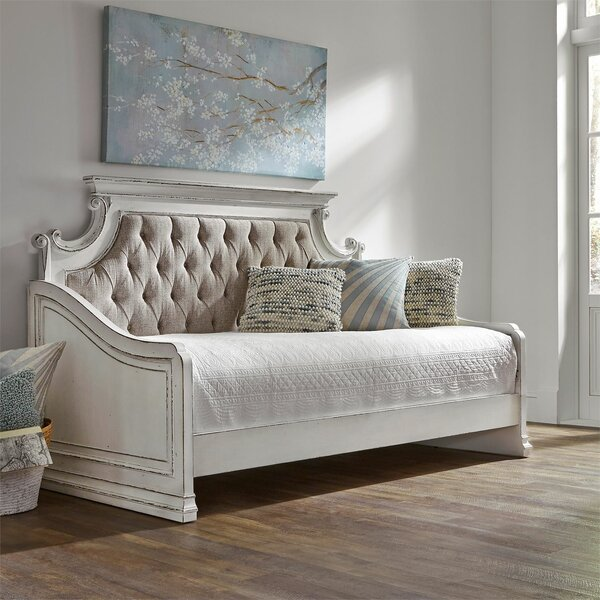 Abbott Twin Panel Configurable Bedroom Set by Alcott Hill