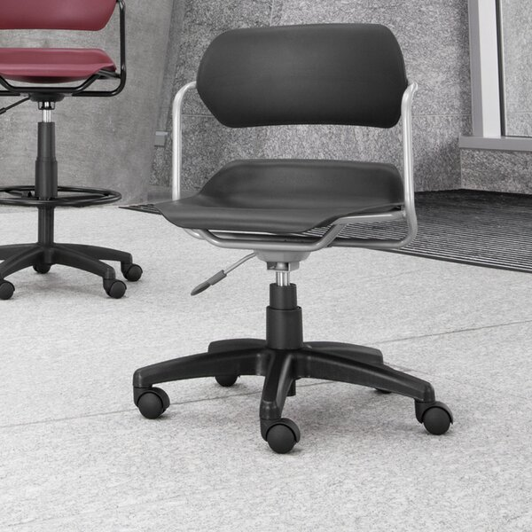 Pleasing Armless Task Chair By Ofm Caraccident5 Cool Chair Designs And Ideas Caraccident5Info