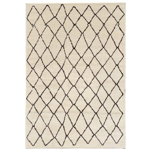 Torgerson Cream Area Rug by Union Rustic