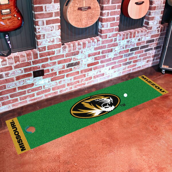 Collegiate NCAA Syracuse University Putting Green Doormat by FANMATS