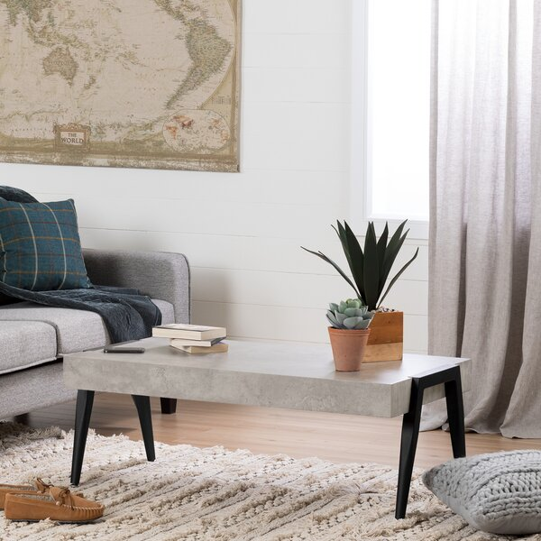 City Life Coffee Table By South Shore