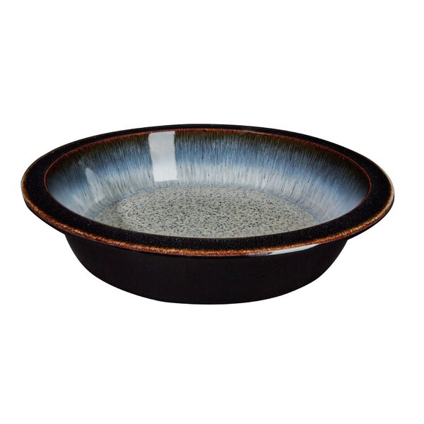 Halo Round Pie Dish by Denby