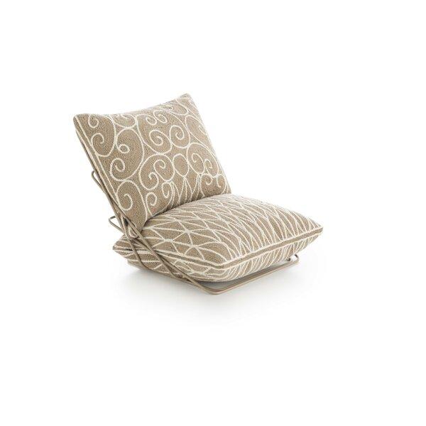 Cadeneta Lounge Chair by GAN RUGS