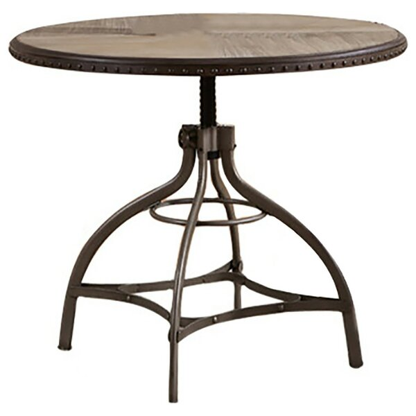 Adjustable Pub Table by Best Quality Furniture
