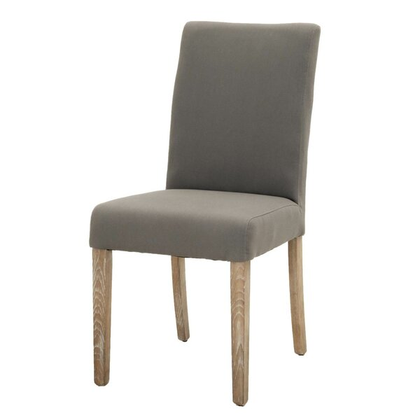 Svenn Upholstered Dining Chair (Set of 2) by One Allium Way