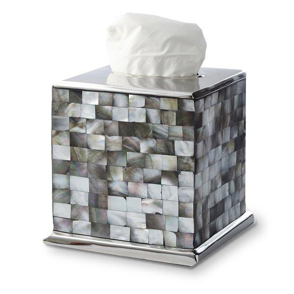 Classic 5 Tissue Box Cover by Julia Knight Inc