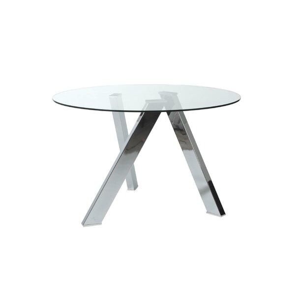 Crandall Dining Table by Orren Ellis
