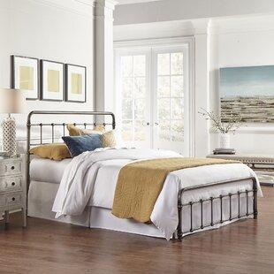 Cobden Panel Bed