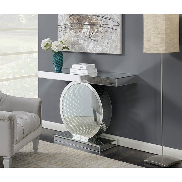 Cummington Console Table By Everly Quinn