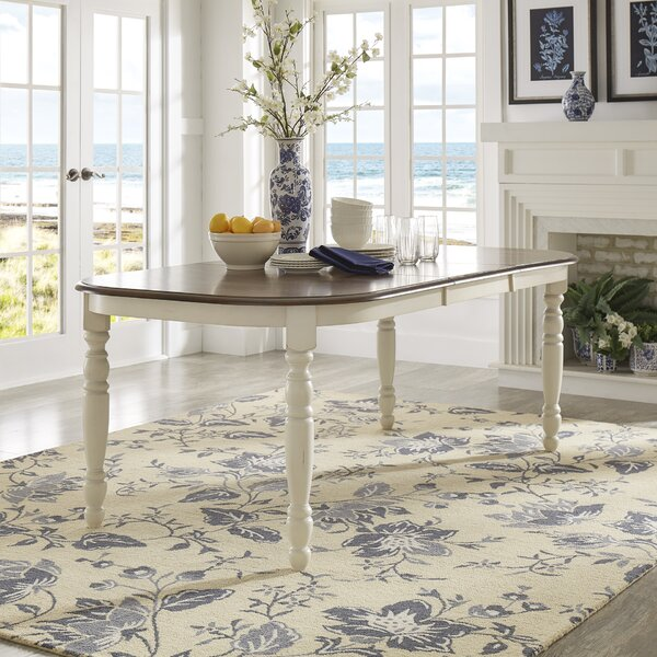 Itchington Extendable Dining Table by Three Posts