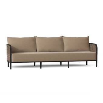 Seasonalliving Fizz Mimosa Tropicale Patio Sectional With Cushions Perigold