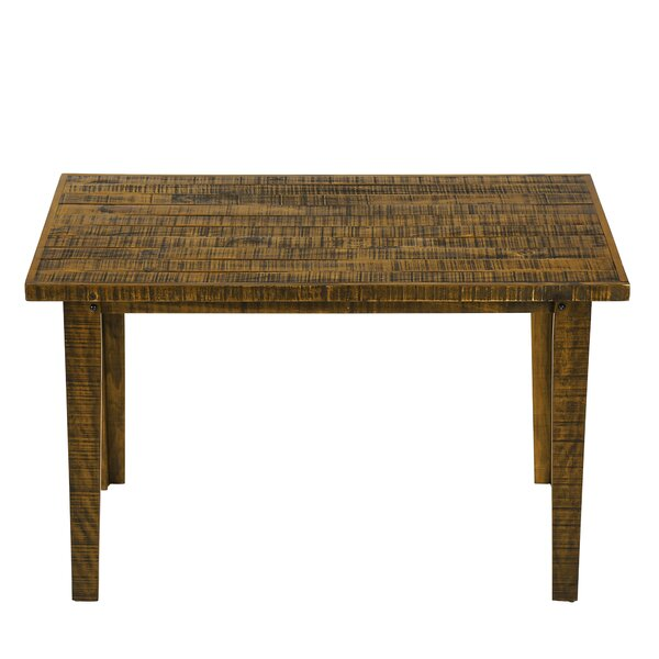 Woodyard Dining Table by Millwood Pines