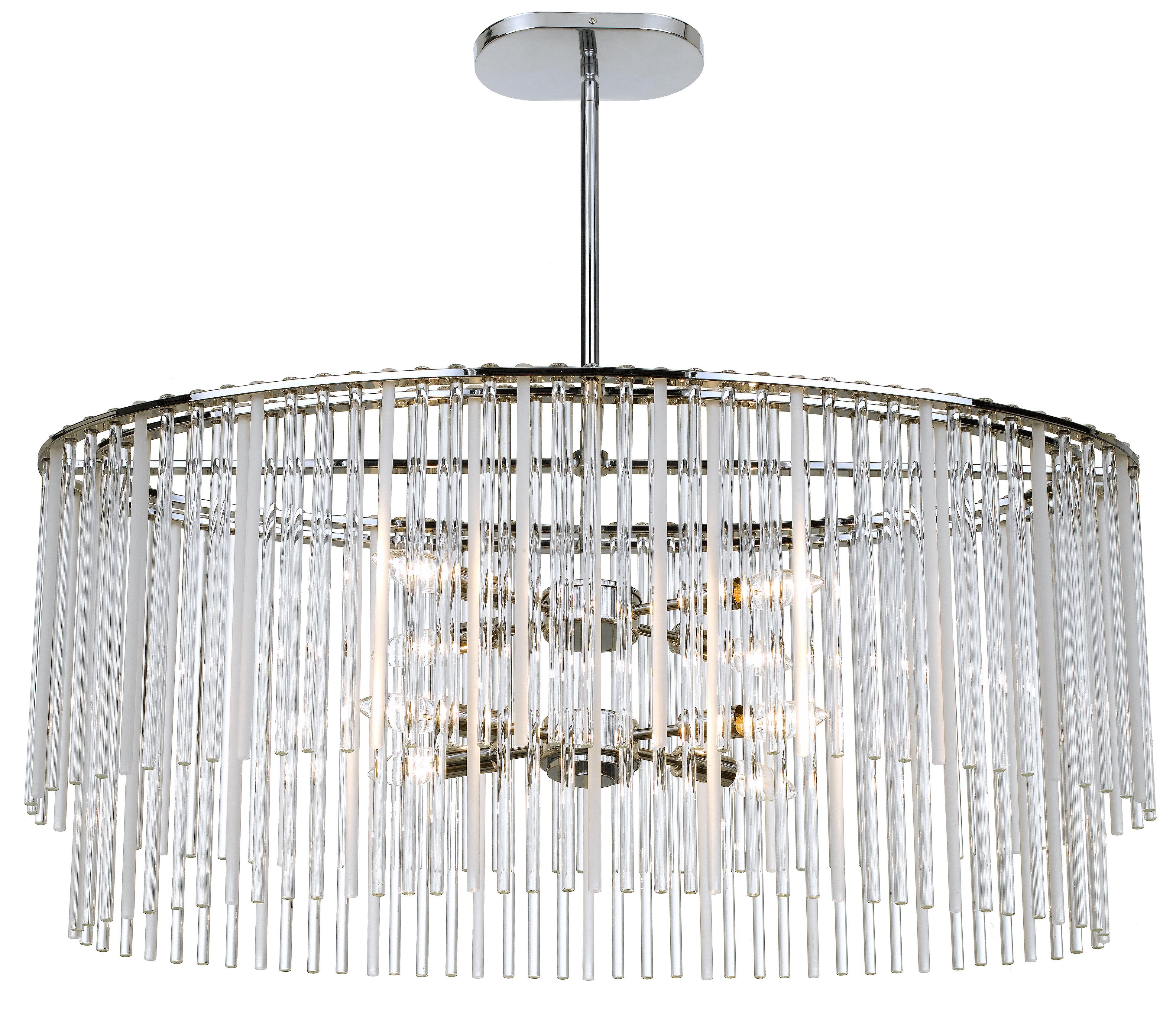 House of hampton rixensart 8 light chandelier wayfair aloadofball Choice Image