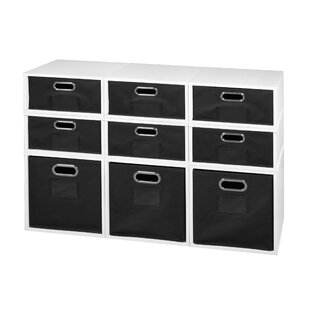 Savings Chastain Storage Cube Unit Bookcase By Rebrilliant