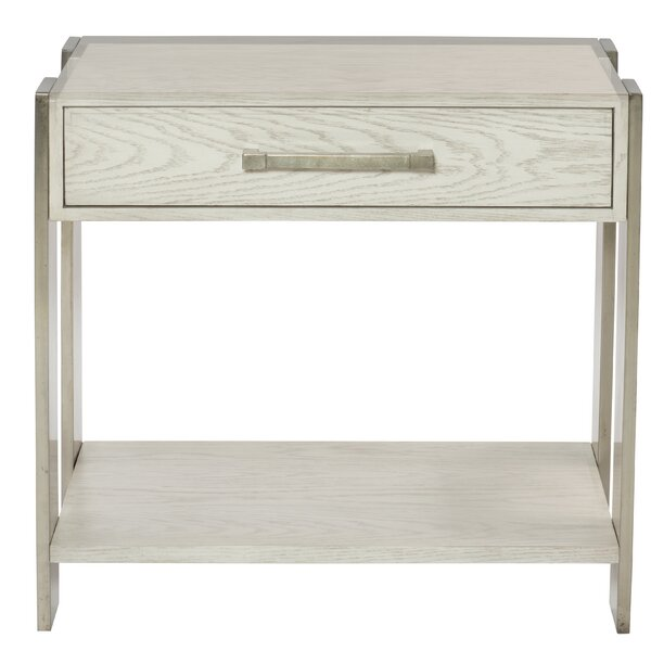 Madigan 1 Drawer Nightstand by Bernhardt