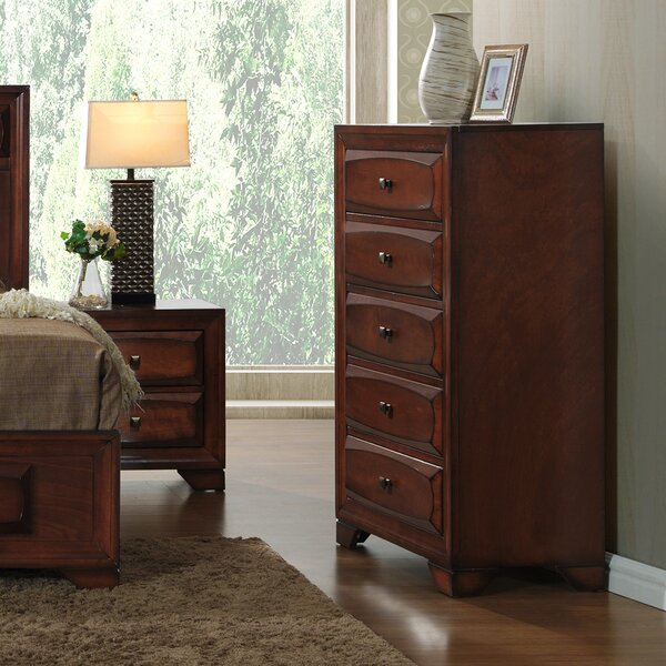 Beagan 5 Drawer Chest by Winston Porter