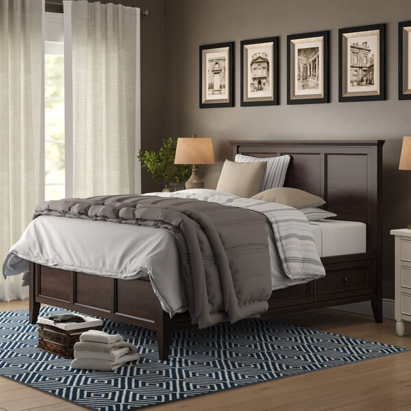 Calila Storage Platform Bed by August Grove