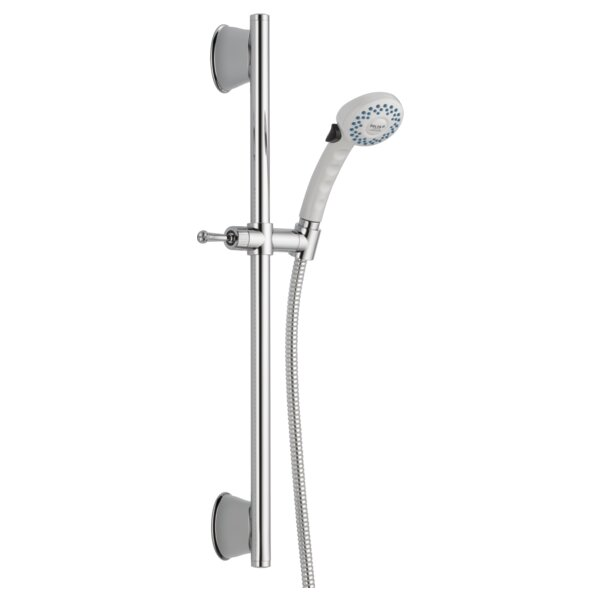 Universal Showering Components Slide Bar Hand Shower Faucet By Delta