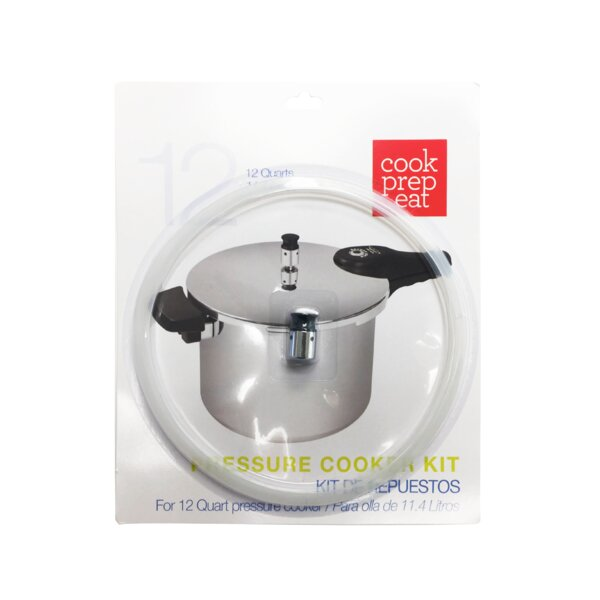 Pressure Cooker Replacement Part Kits by Cook Prep