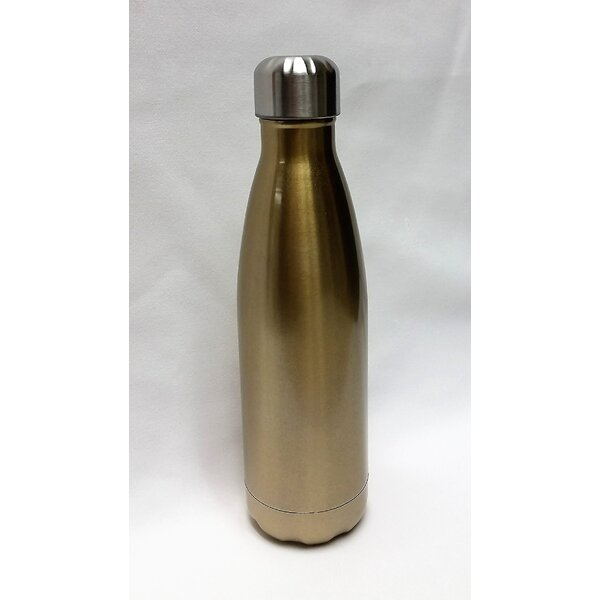 Llanes Stainless Steel Water Bottle by Winston Porter