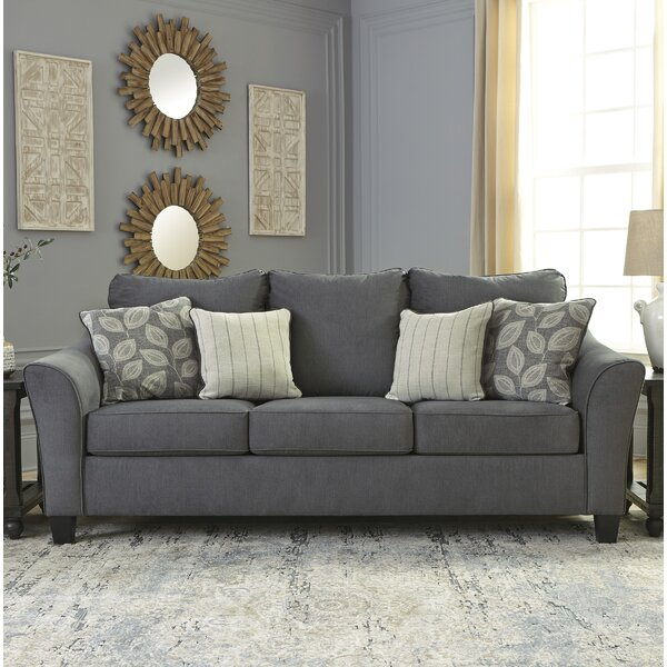 Weekend Choice Snedeker Sofa by Charlton Home by Charlton Home