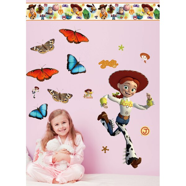 Disney Toy Story 3 Jessie Room Makeover Wall Decal by Wallhogs