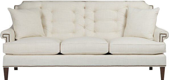 Victoria Tufted Back Sofa by Gabby