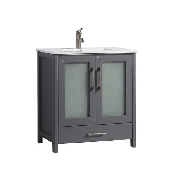 Larrick 30 Single Bathroom Vanity by Latitude Run