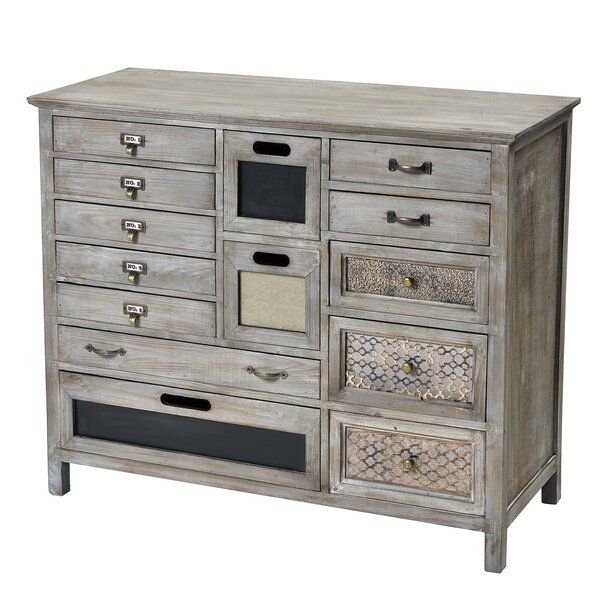 Vioria 11 Drawer Accent Chest by Gracie Oaks Gracie Oaks