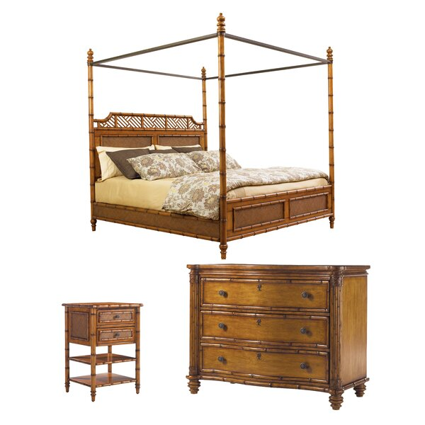 Island Estate Panel Configurable Bedroom Set by Tommy Bahama Home