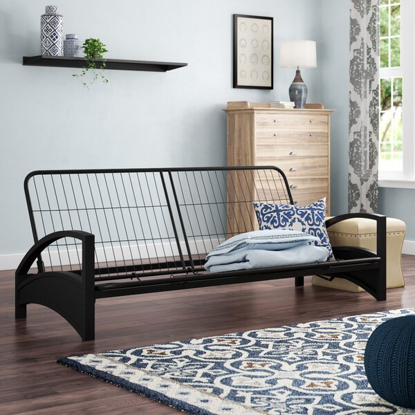 Metal Futon Frame by Three Posts
