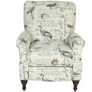 Aviary Manual Recliner by Porter International Designs