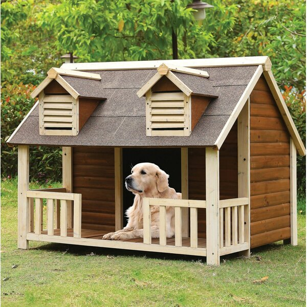 Rafos Dog House by Andrew Home Studio